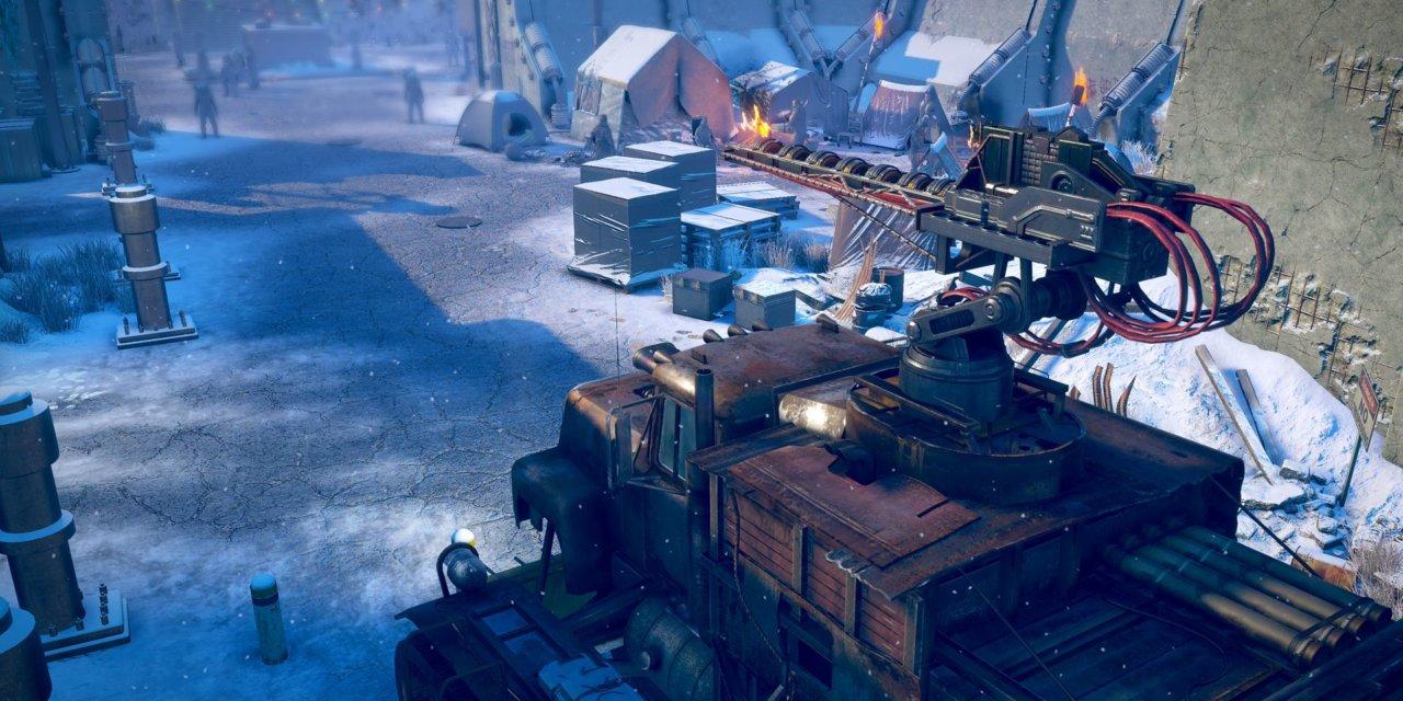 Wasteland 3 'Faction fever' trailer
