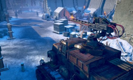 Wasteland 3 'Faction fever' trailer