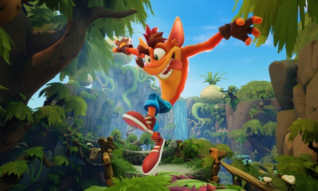 Crash Bandicoot 4: It's About Time Announced