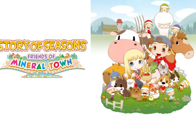 Review – Story Of Seasons: Friends of mineral town (Nintendo Switch)