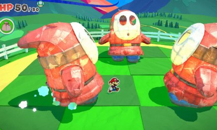 Review – Paper Mario origami king (Nintendo Switch)
