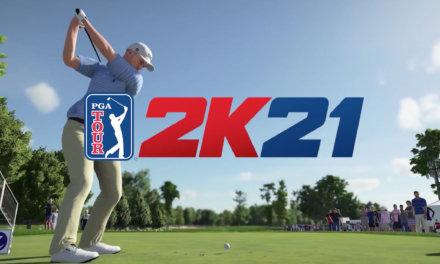 PGA Tour 2K21 Launch Trailer