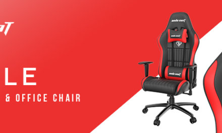 AndaSeat Jungle Pro Gaming Chair Review