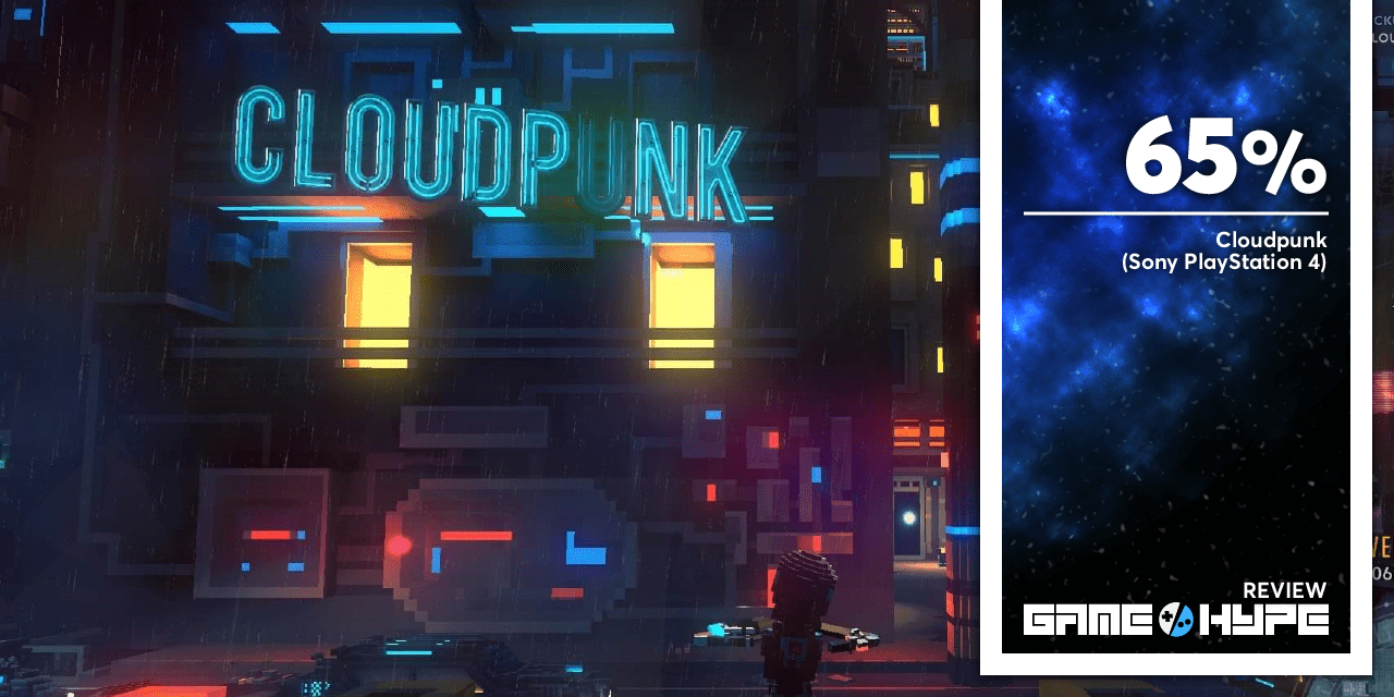 Review – Cloudpunk (PlayStation 4)