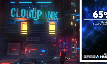 Review – Cloudpunk (PlayStation 4)