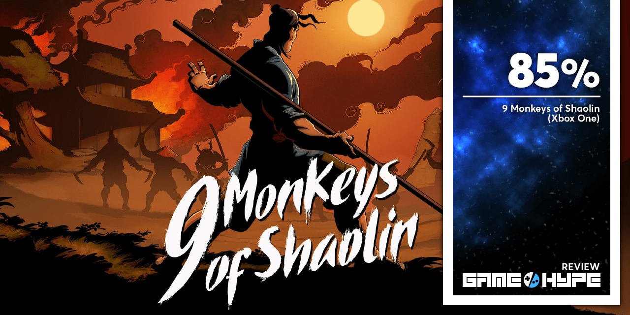 Review – 9 Monkeys of Shaolin Review (Xbox One)