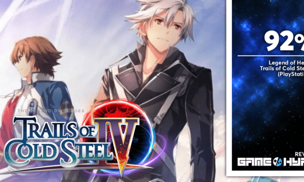 Review – Legend of Heroes: Trails of Cold Steel IV (PS4)