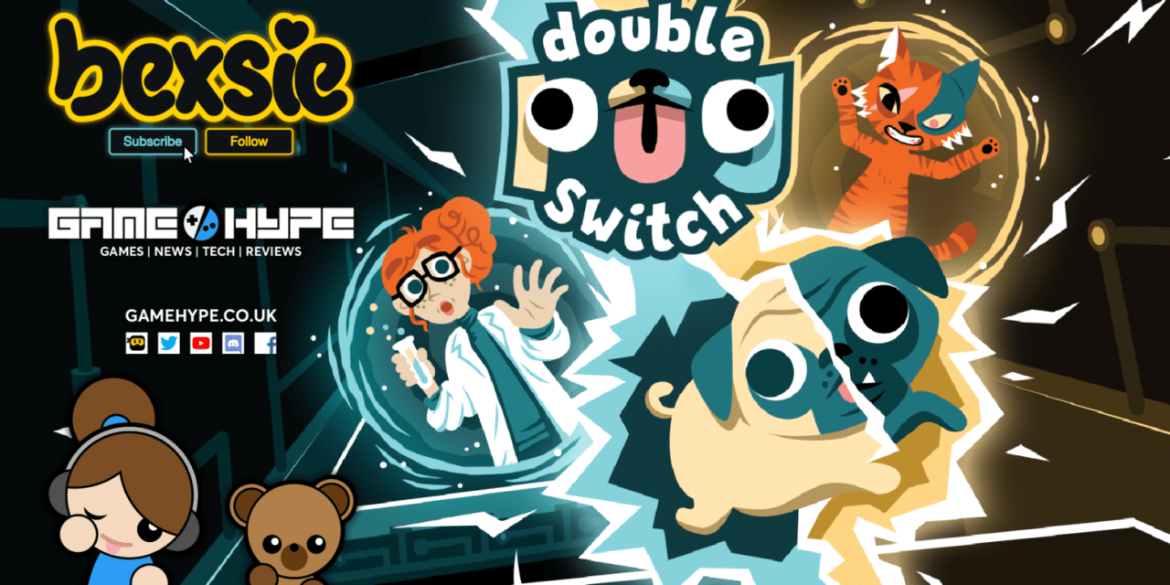 Double Pug Switch First Look Video