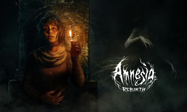 Review – Amnesia: Rebirth (PS4)