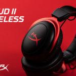HyperX Unveil Wireless Cloud II Gaming Headset