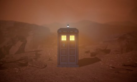 Doctor Who Gets Two new Games