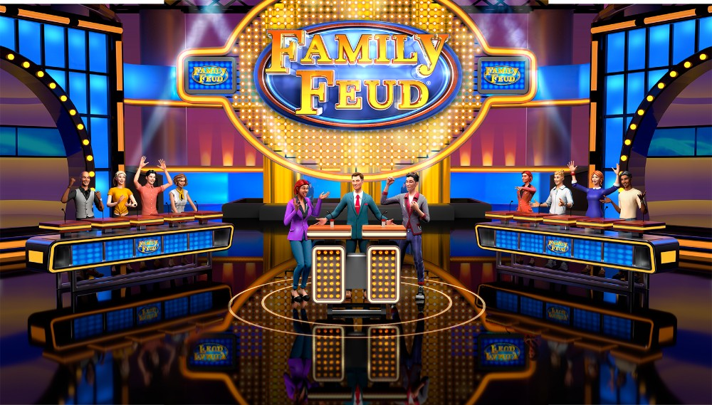 Family Feud Video Game Coming Next Month