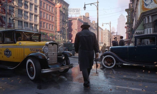 Mafia: Definitive Edition Gets New Noir Mode