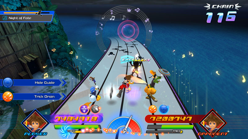 Kingdom Hearts Melody of Memory Demo Out Now
