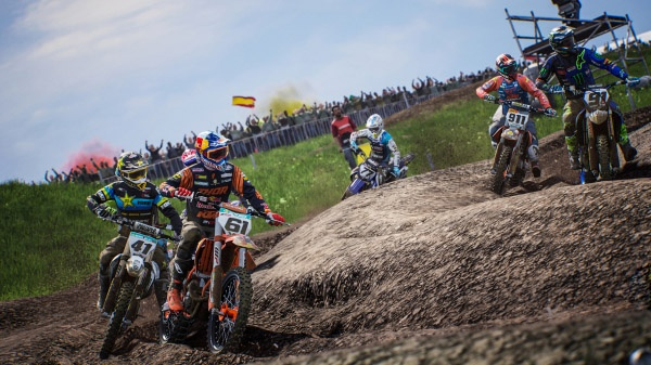 MXGP 2020 Has Its First Gameplay Video