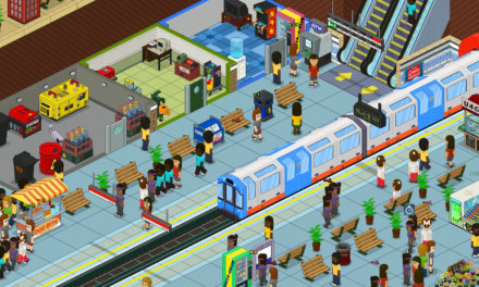 OVercrowd: A Commute 'EM Up Leaves Early Access