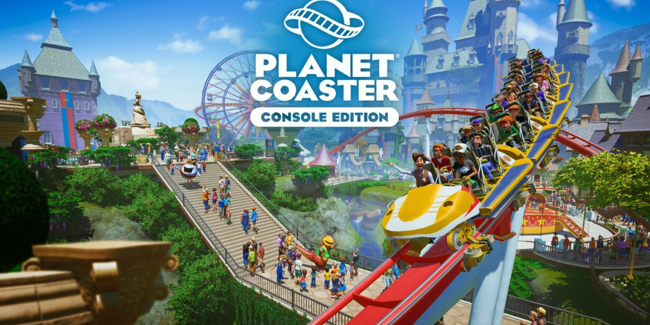 Planet Coaster: COnsole Edition Launch Trailer