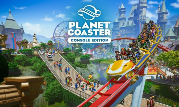Planet coaster: Console Edition dev Diary #2