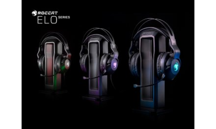 ROCCAT's New ELO Series PC Gaming Headsets Out This Week