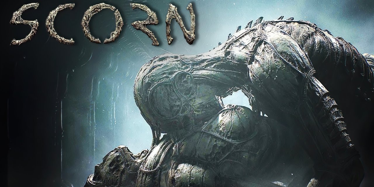 Scorn Gets 14 Minute Xbox Series X Gameplay Trailer Game Hype