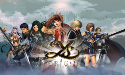 Review – Ys Origin (Switch)