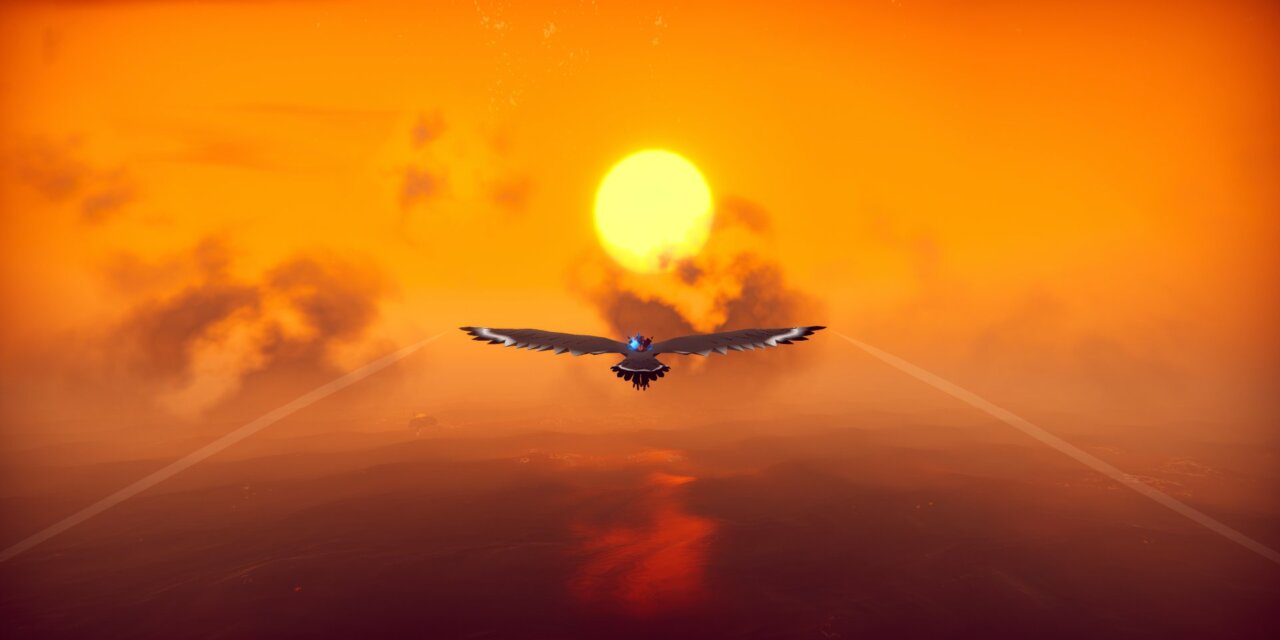 Review – The Falconeer (Xbox Series X)
