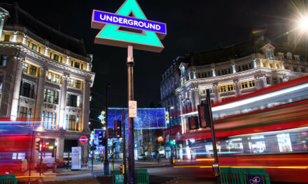 PlayStation Transform Oxford Circus For PlayStation 5 Launch!