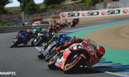 MotoGP 21 Announced