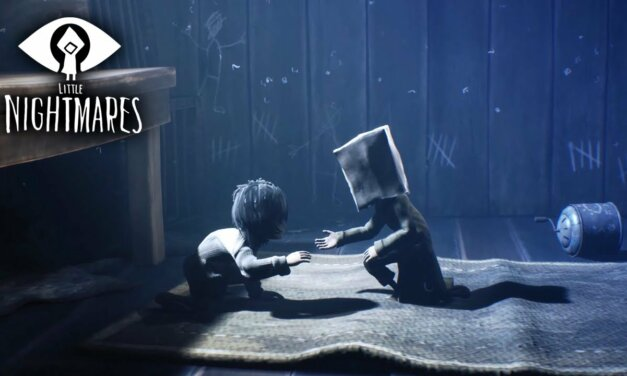 New Little Nightmares II Stars Derren Brown