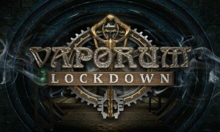 Vaporum: Lockdown – Switch Review