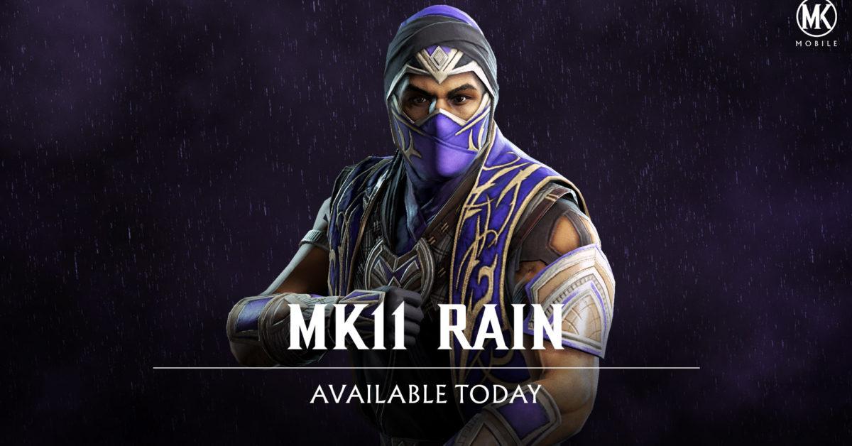 Mortal Kombat Mobile Gets Major Content Release