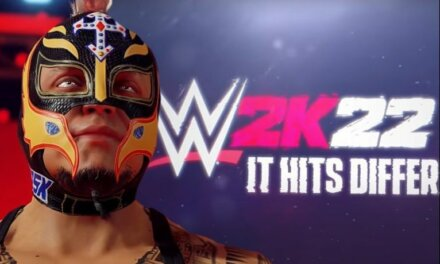 WWE 2K22 Receives First Teaser