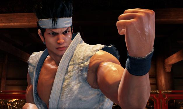SEGA Announce Virtua Fighter 5 Ultimate Showdown