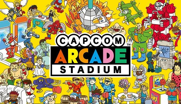 Capcom Arcade Stadium Out Now