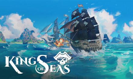 King Of Seas Sets Sail Today