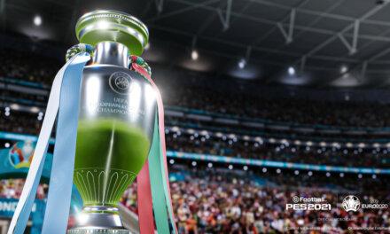 eFootball PES 2021 Data Pack 6.0 Brings UEFA Euro 2020