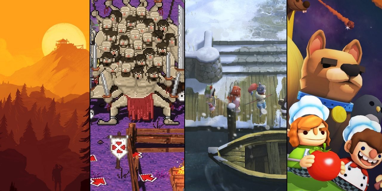 Five Games From 2016 You Probably Missed.