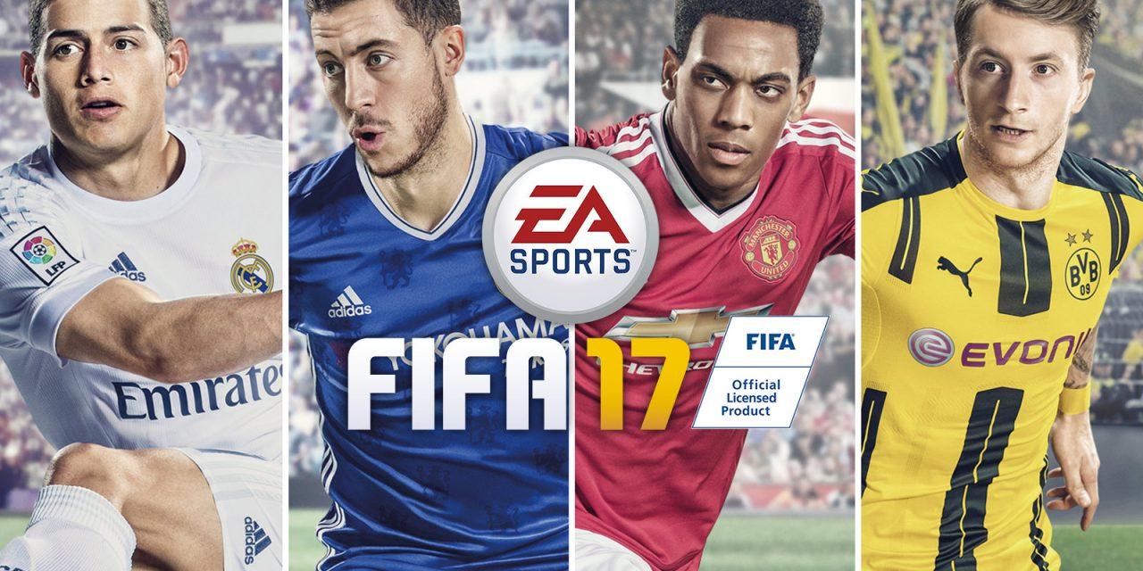 Betts Replays – FIFA 17