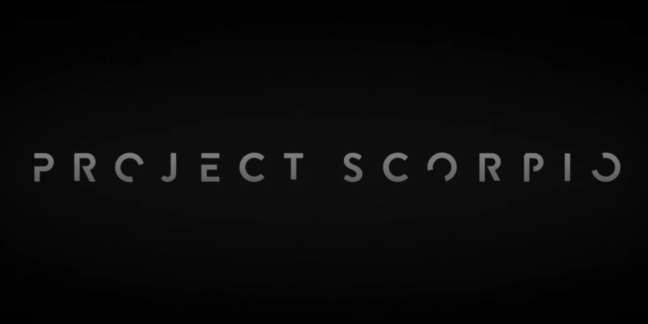 Project Scorpio – Will Power Bring Domination?