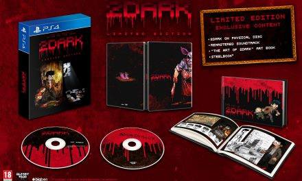 2Dark, Limited Edition & UK Release Date Announced.