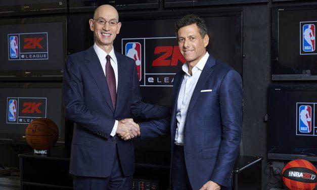 NBA 2K eLeague Set to Launch in 2018