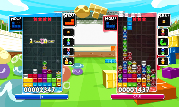 Puyo Puyo Tetris is Popping and Dropping this April