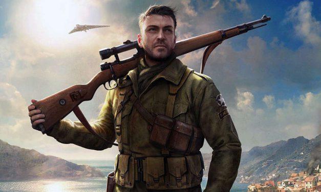 Review – Sniper Elite 4