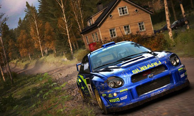 DiRT Rally Update Brings in PlayStation VR Support
