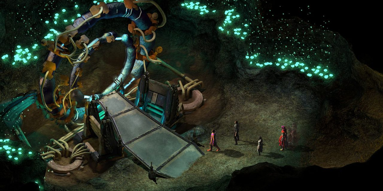 Review – Torment: Tides of Numenera