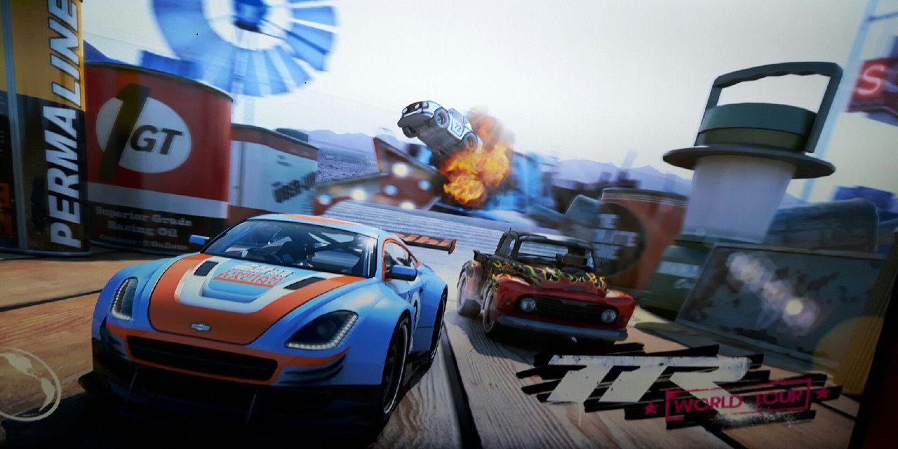 Review – Table Top Racing World Tour