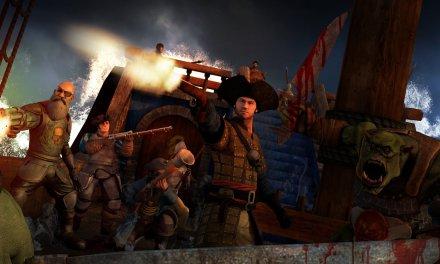Man O' War: Corsair Update Brings in Custom Battles