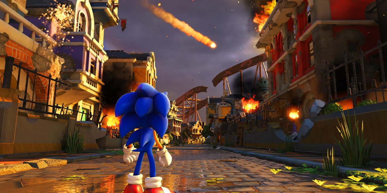 Sonic Forces Unveiled, Sonic Mania Released This Summer