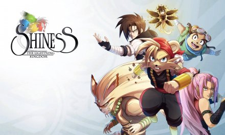 Review – Shiness The Lightning Kingdom