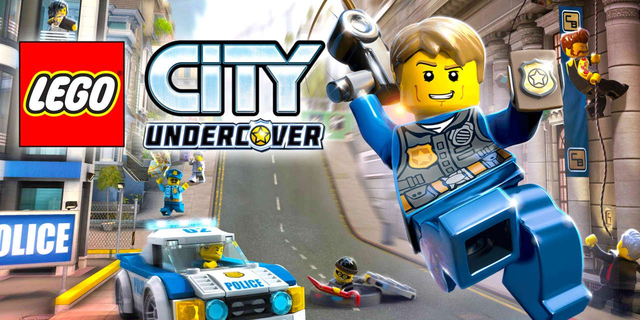 Review – LEGO City Undercover (PS4)